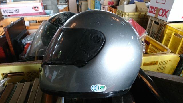 バイク用フルフェイスヘルメット