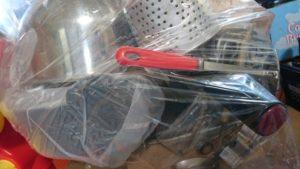 鍋類その他金属製キッチン用品の買取